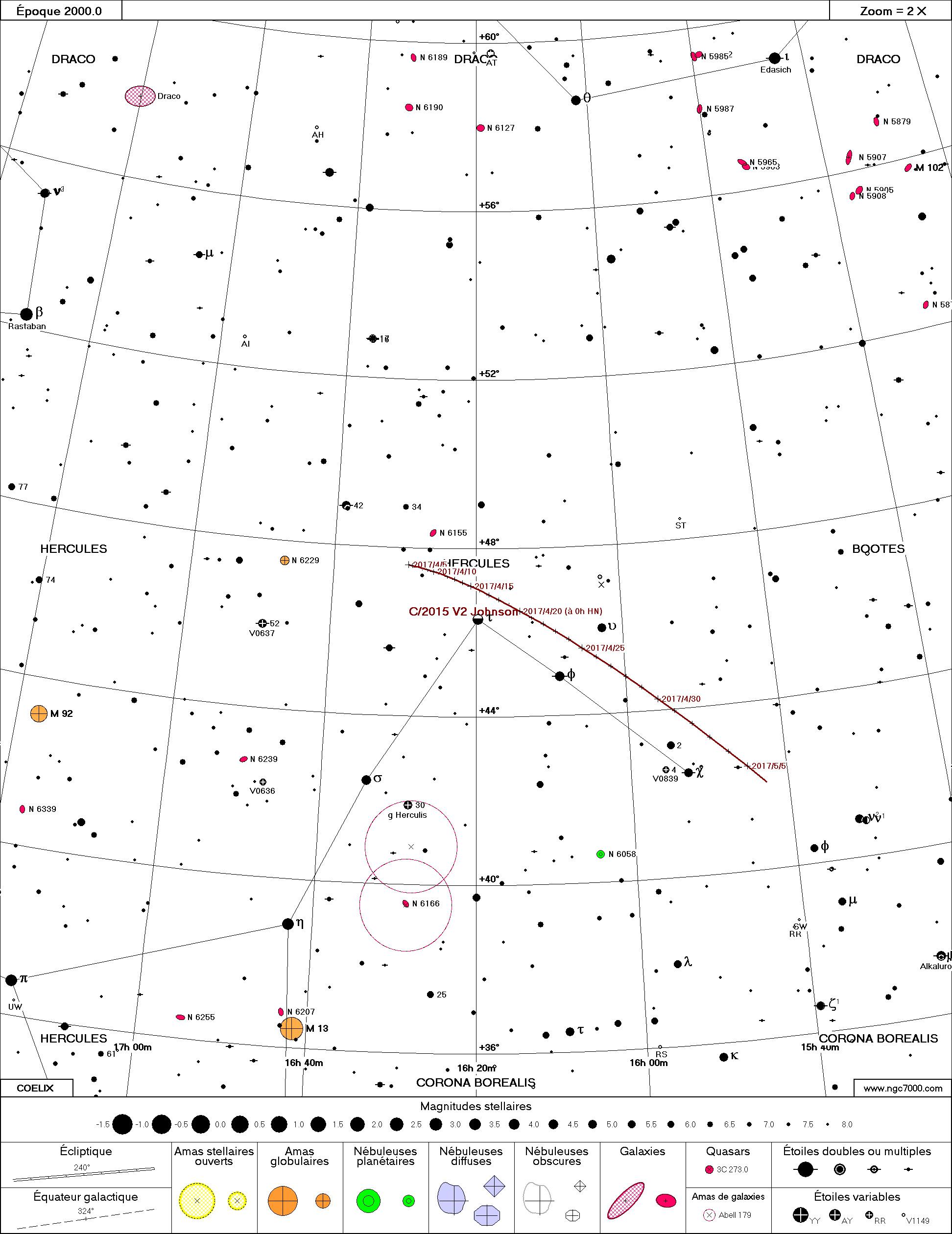 Suivi des comètes - Page 2 C2015v2