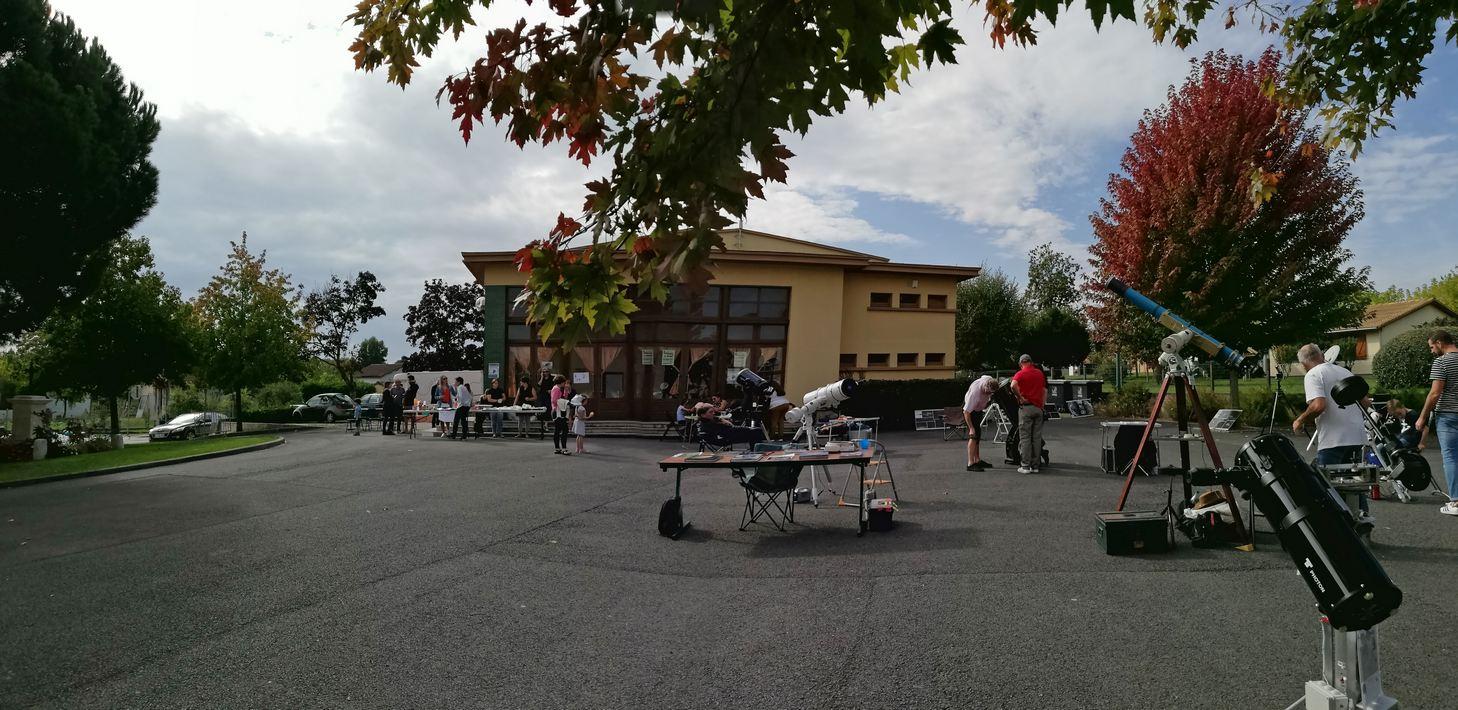 FESTIVAL DE LA SCIENCE samedi 12 octobre 2019 à Saint-Médard d'Eyrans 06