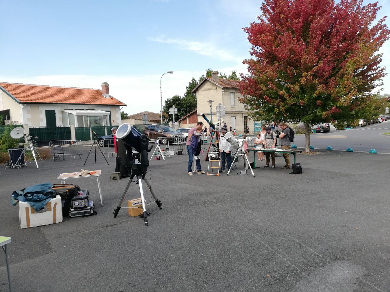 FESTIVAL DE LA SCIENCE samedi 12 octobre 2019 à Saint-Médard d'Eyrans 10