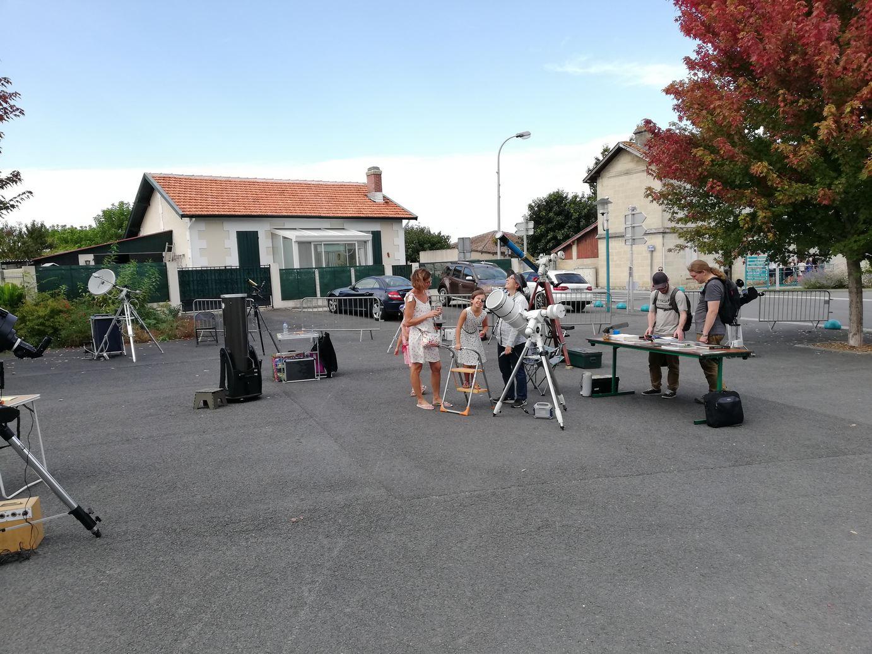 FESTIVAL DE LA SCIENCE samedi 12 octobre 2019 à Saint-Médard d'Eyrans 12
